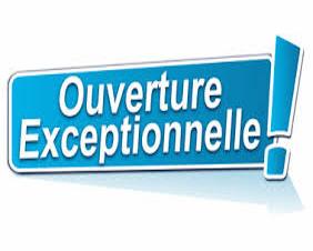 Mai 2018 ouverture exceptionelle le mardi 8 mai et le mercredi 9 mai fermeture le jeudi de - Jeudi de l ascension 2018 ...